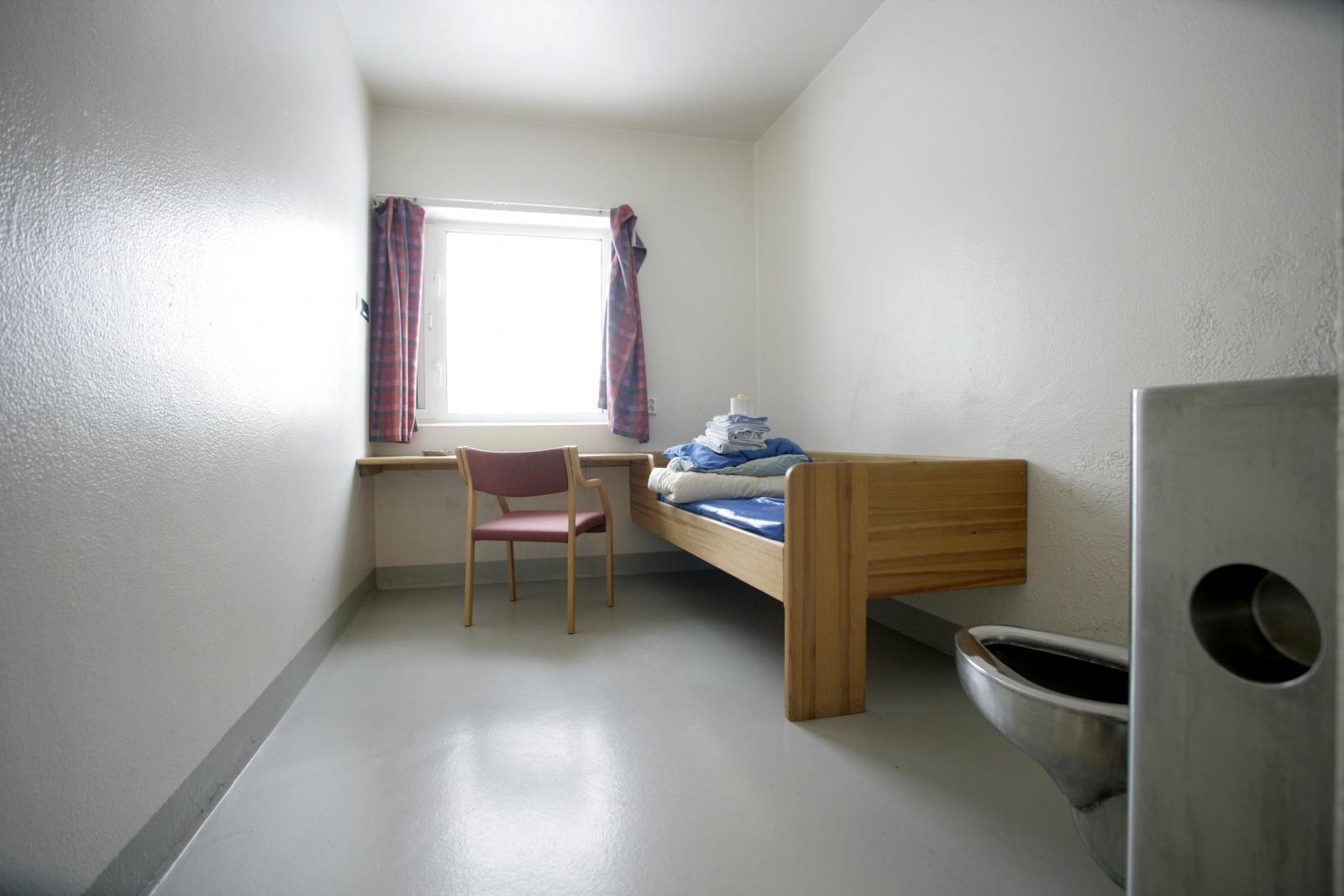 Norwegian prison cell