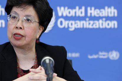 Margaret Chan ebola guinea