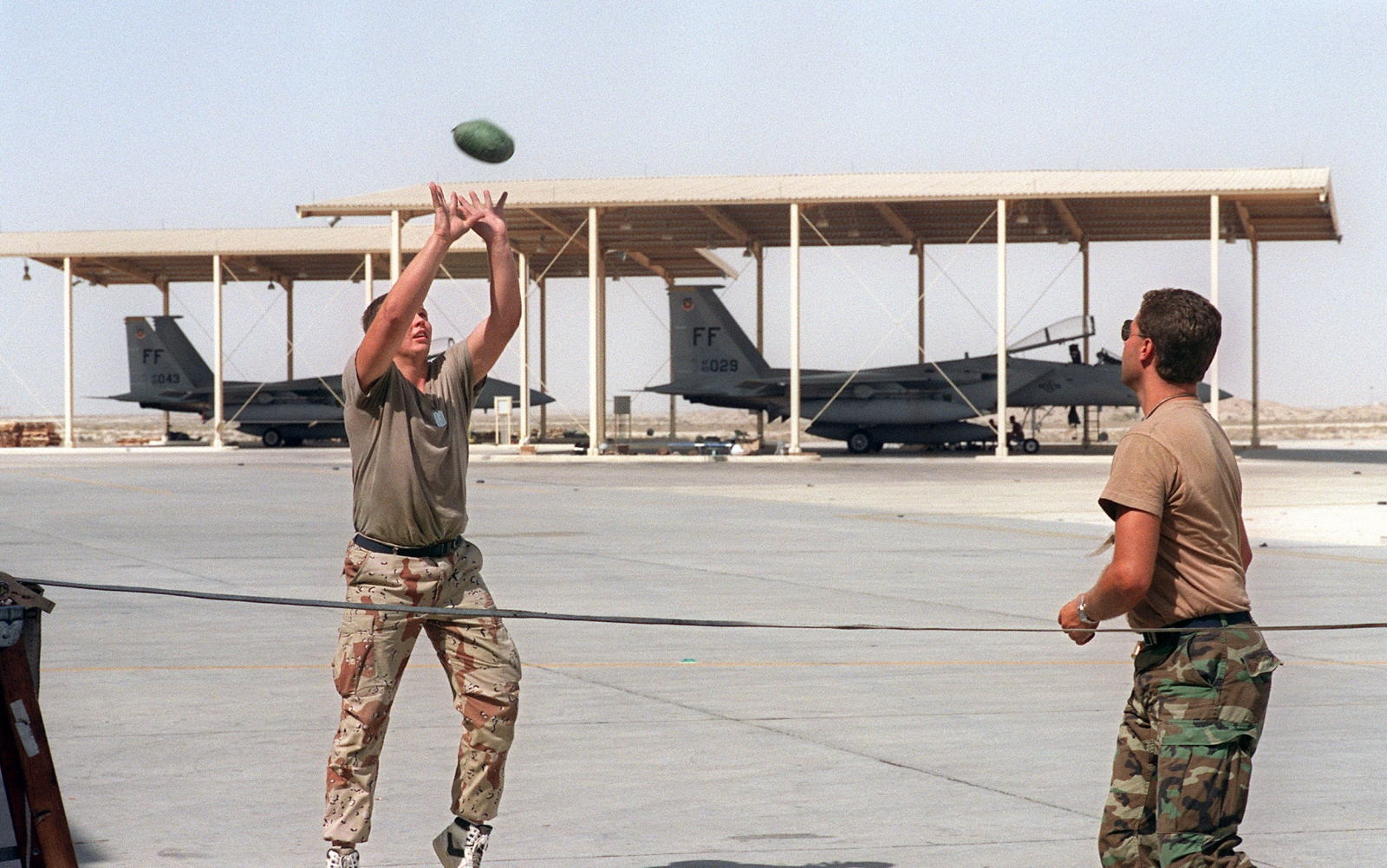 Operation Desert Shield Gulf War