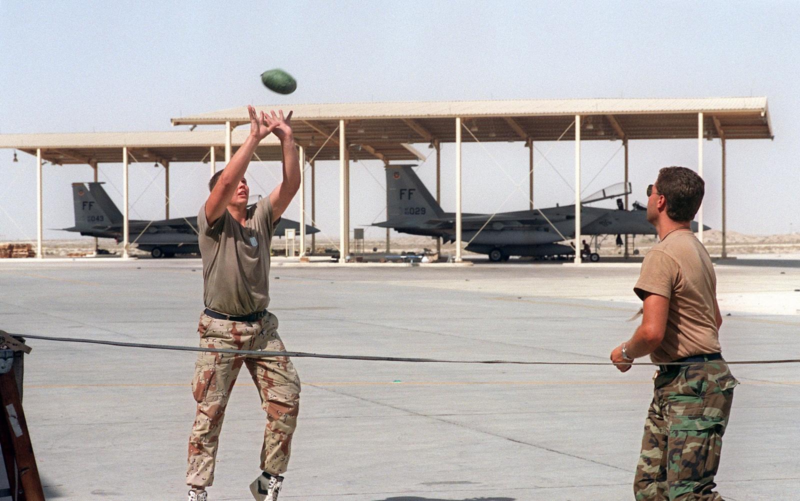 Operation Desert Shield Gulf War