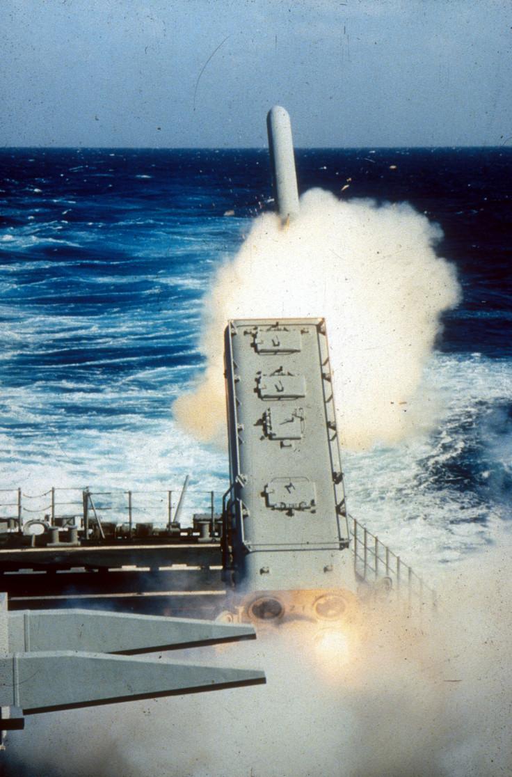 Tomahawk cruise missile Gulf War