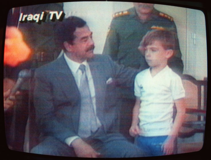 Saddam Hussein Iraq Gulf War