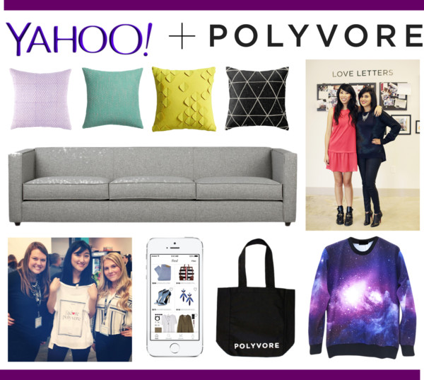 Yahoo buys Polyvore