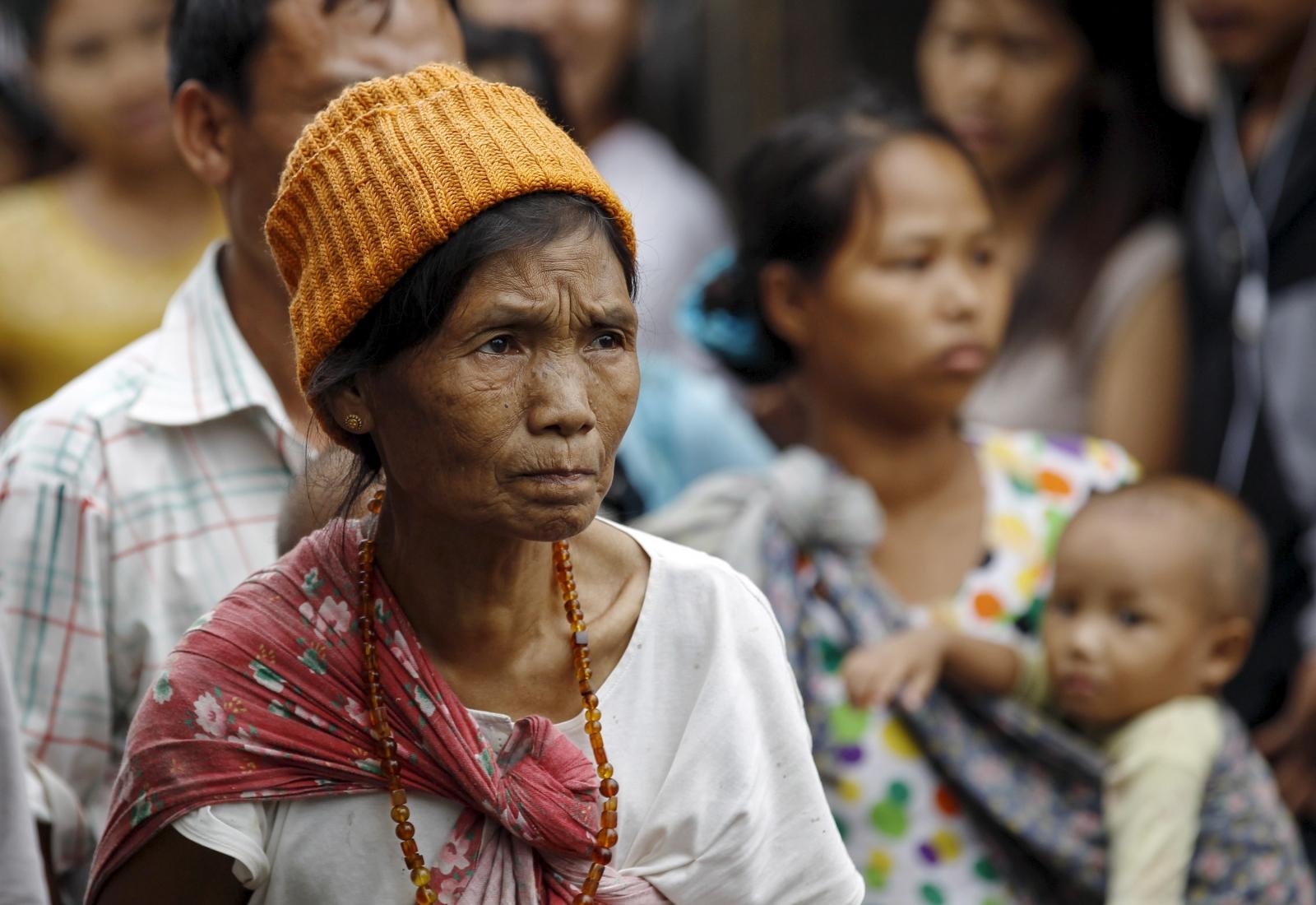 Myanmar flooding