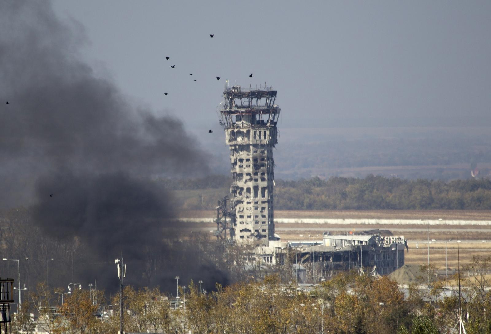 Ukraine Dirty Bomb