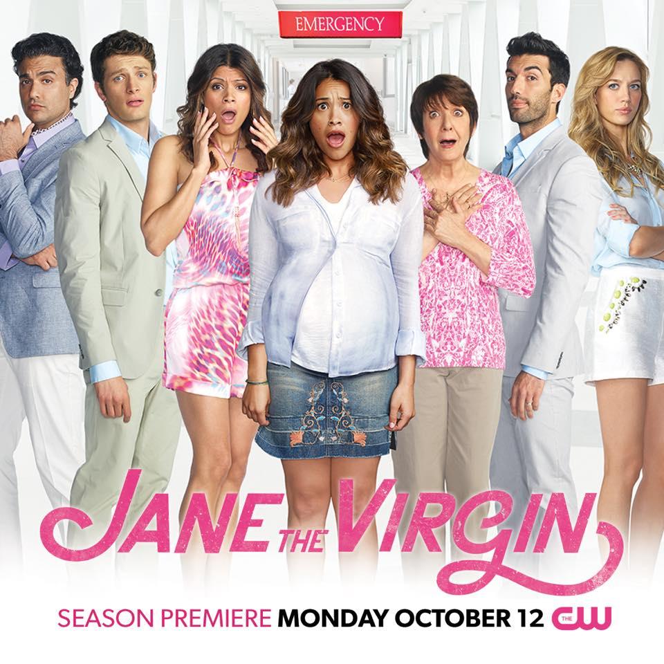 Jane The Virgin 2 Staffel