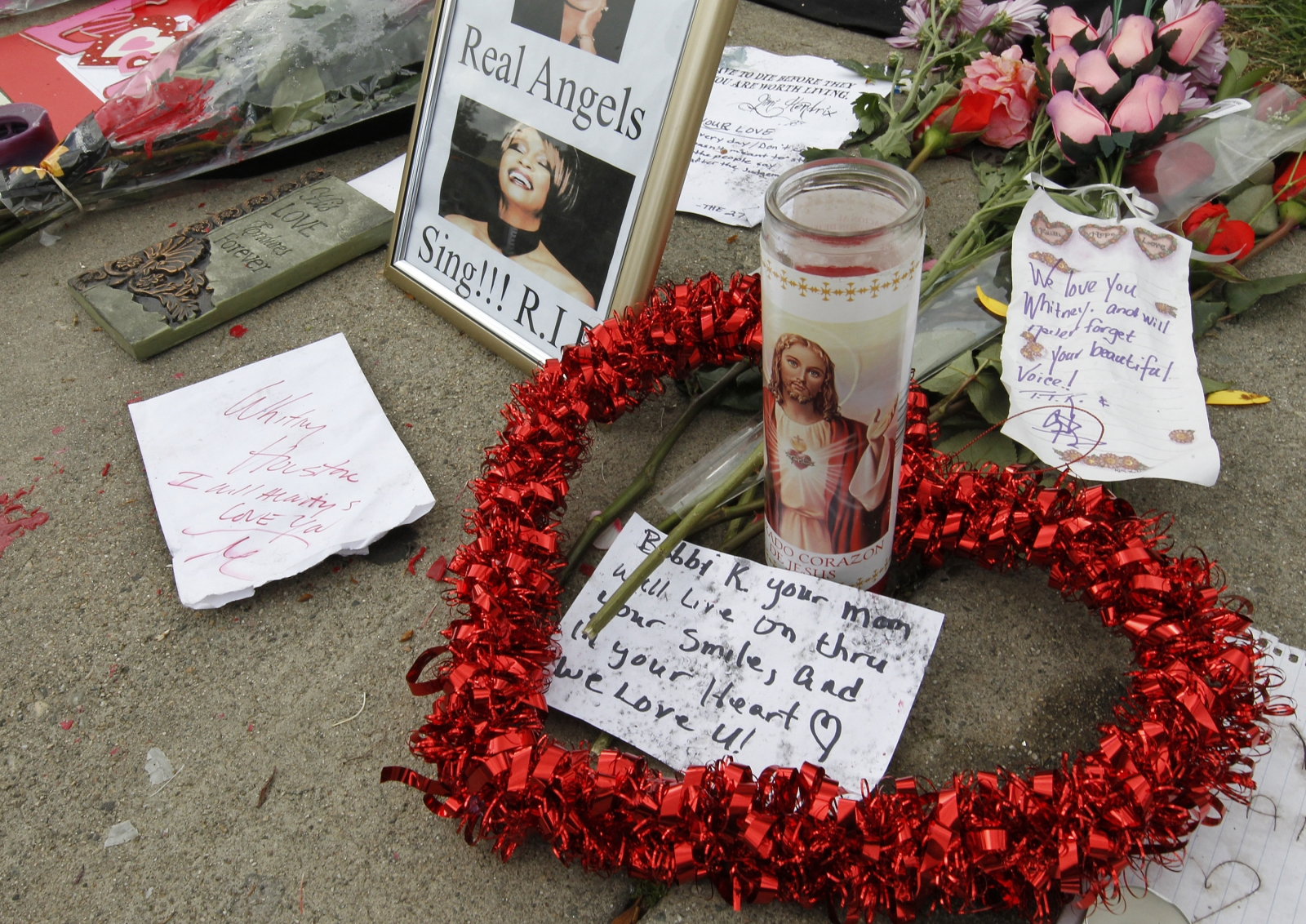Bobbi Kristina Brown funeral