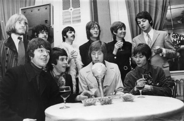 Cilla Black and The Beatles