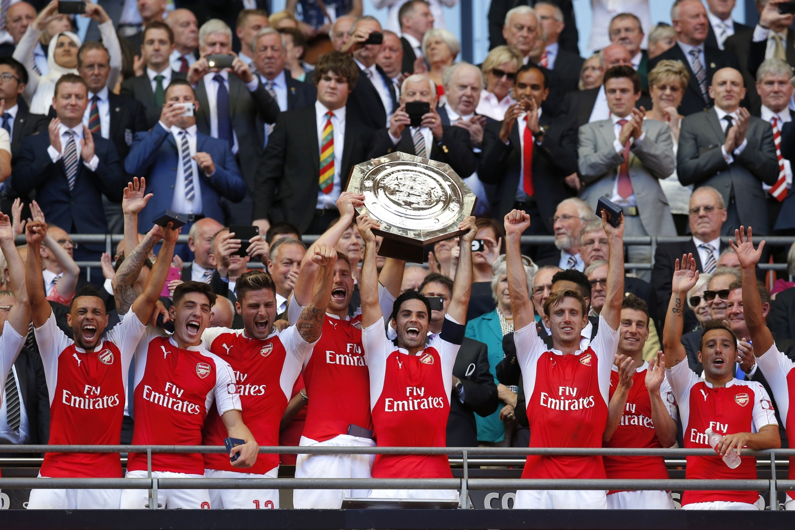 Arsenal community shield