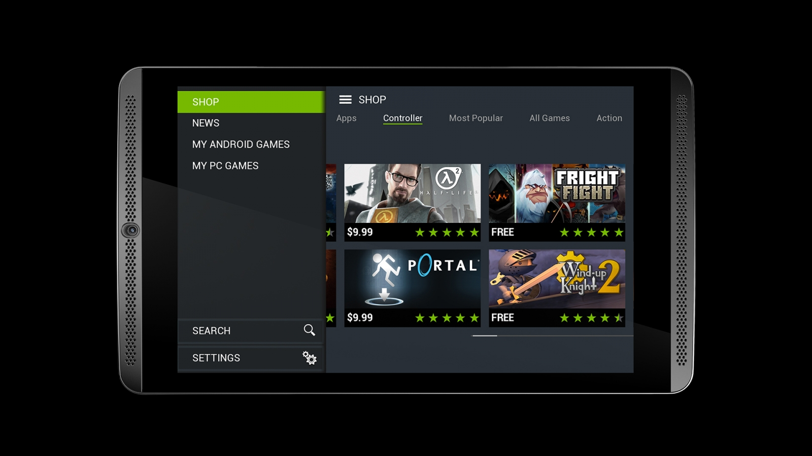 Nvidia Shield Gaming Tablet Recall