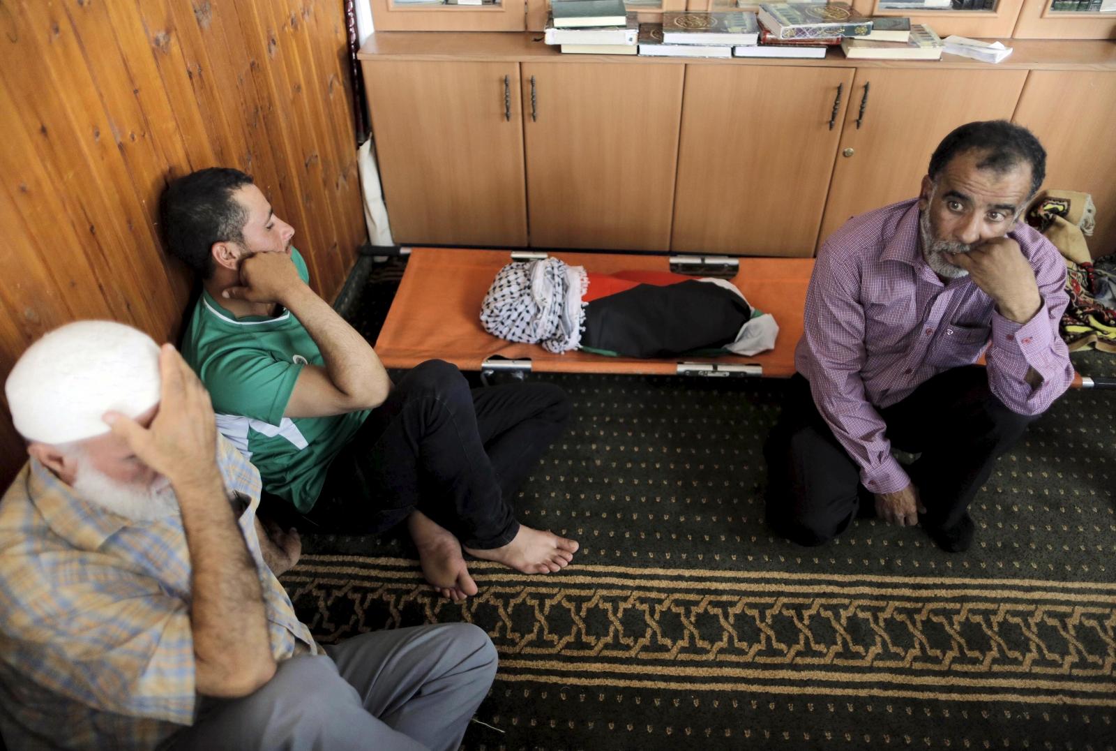 Duma West Bank arson attack