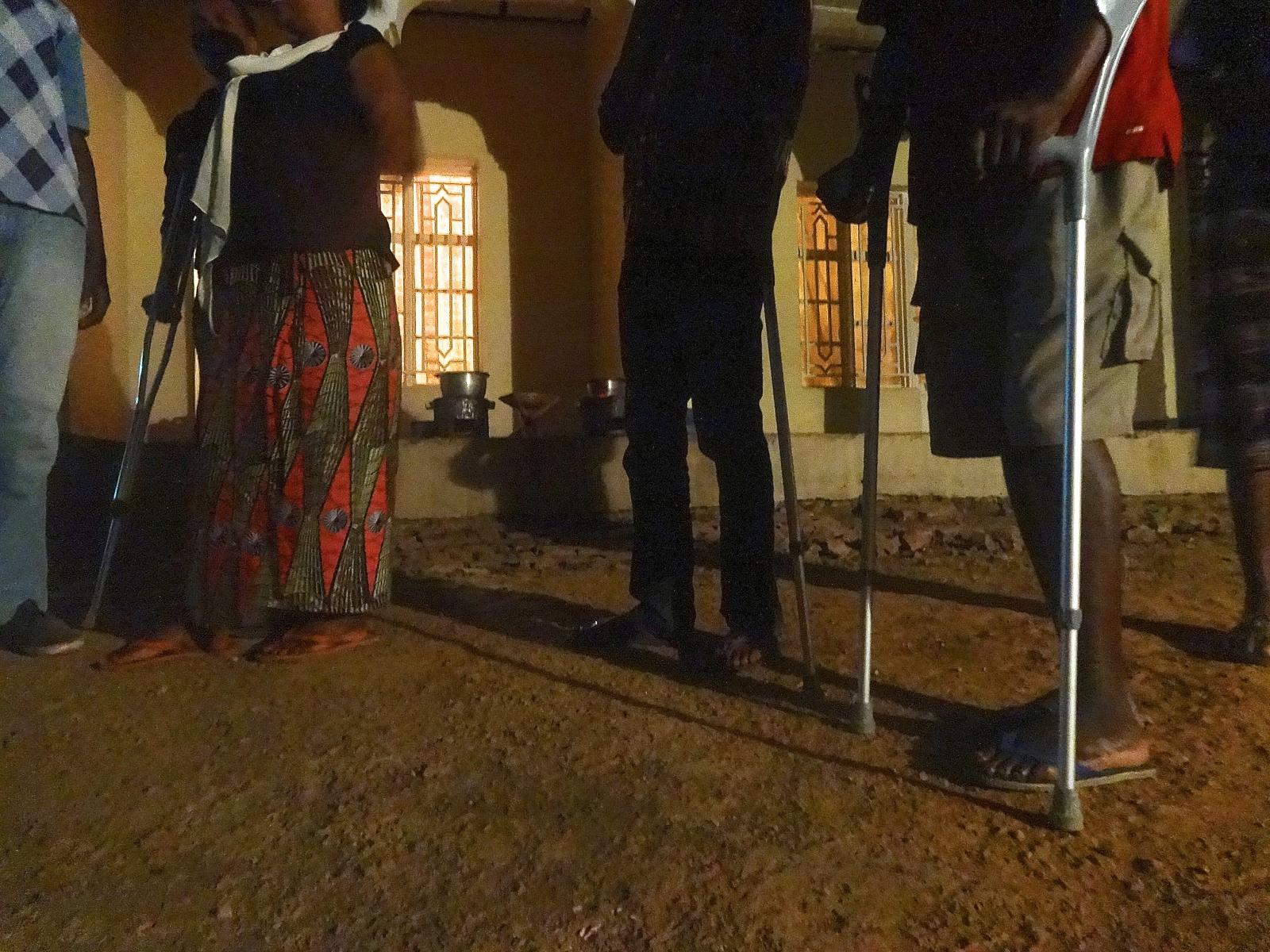 Kigali Burundi safe house