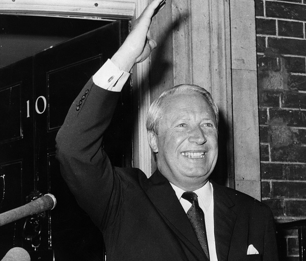 Edward Heath 10 Downing Street