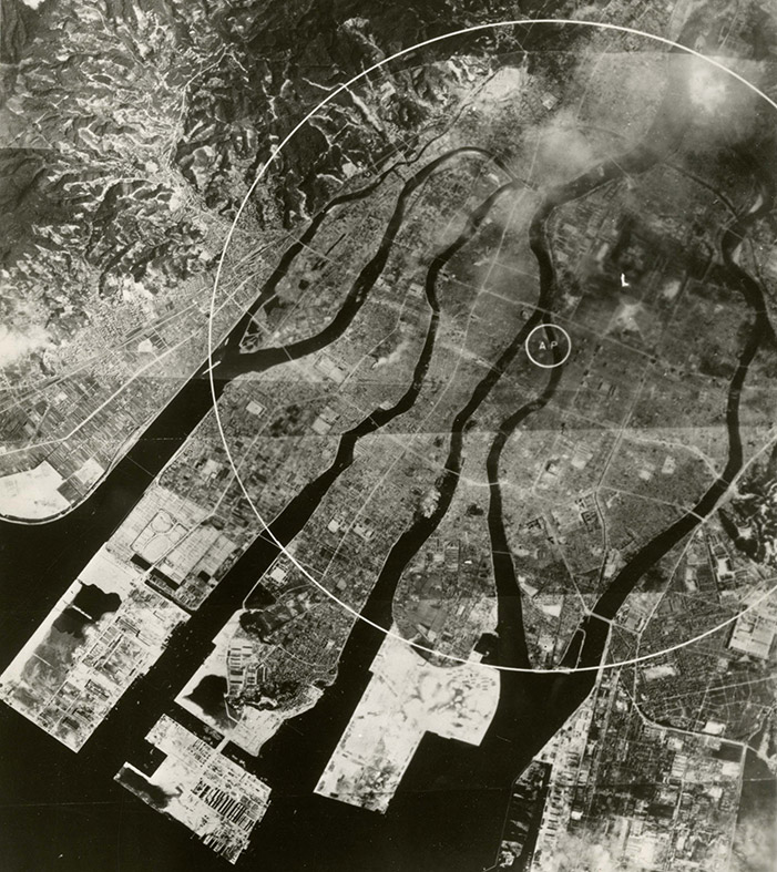 to what extent was the atomic Harry s truman's decision to use the atomic bomb harry s truman national historic site, manhattan project national historical park the decision aerial view of hiroshima depicts the terrific destructive force of the atomic bomb  united states army air corps harry s truman library & museum.