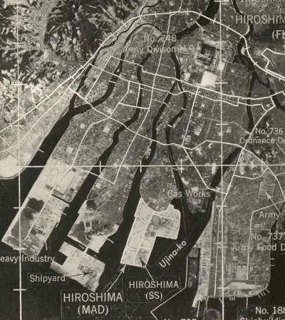 hiroshima 1945 atomic bomb