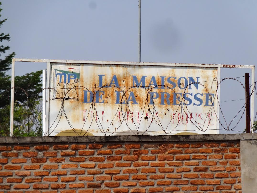 Burundi Maison de la Presse
