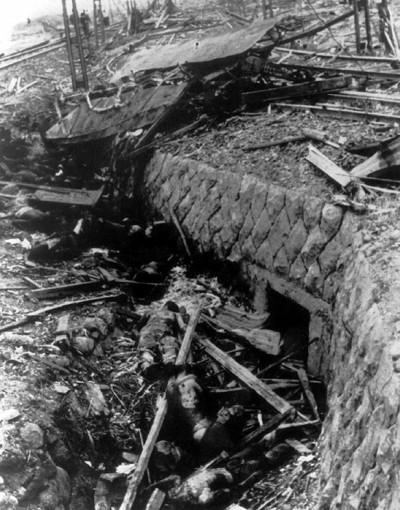 nagasaki atomic bomb 1945