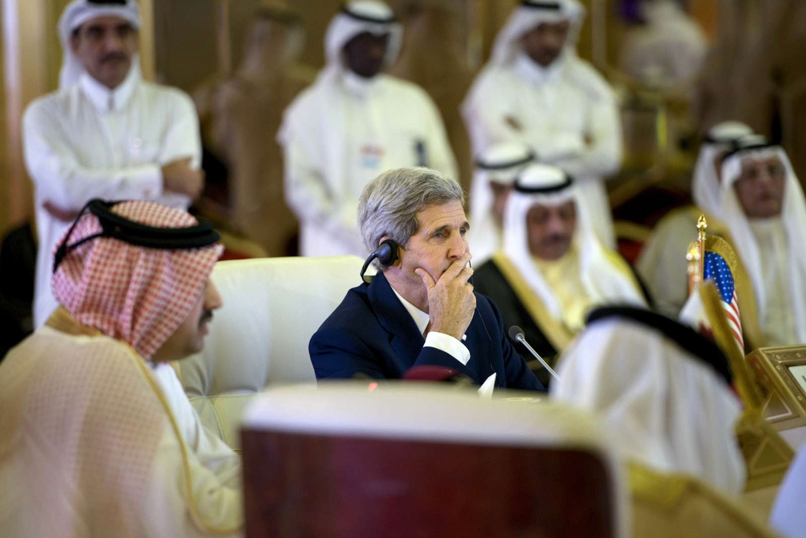 John Kerry Middle East tour