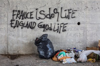 Calais migrants FRance England