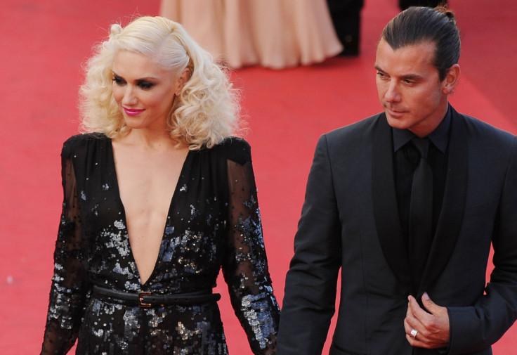 Gwen Stefani and Gavin Rossdale in Cannes2011