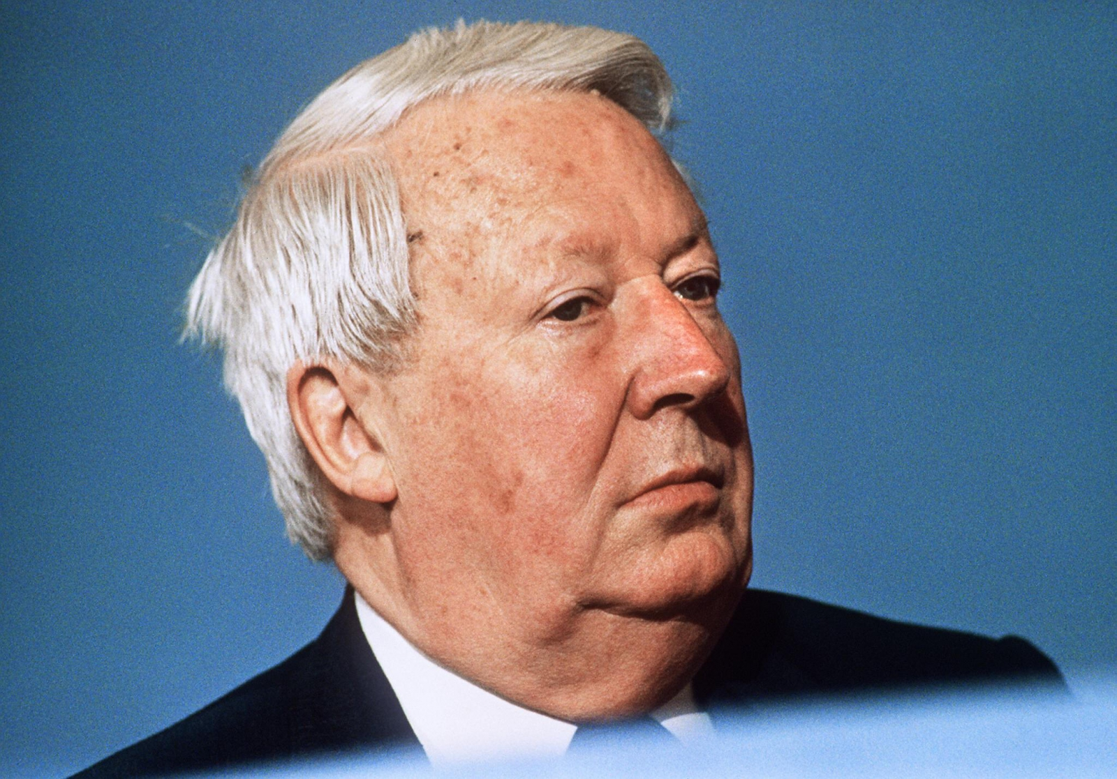 edward heath prime minister UK