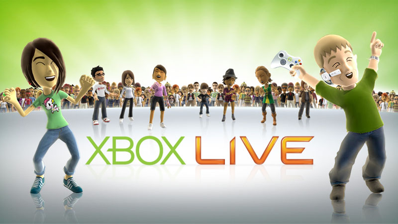 Windows 10 Xbox Live Party