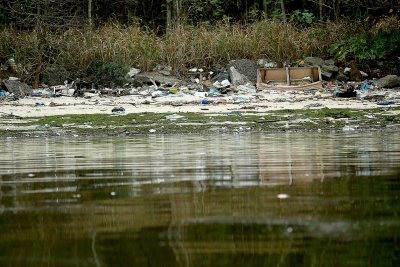 Rio 2016 Olympic water sewage