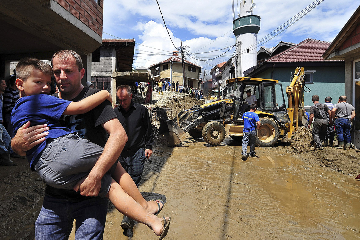 Macedonia floods
