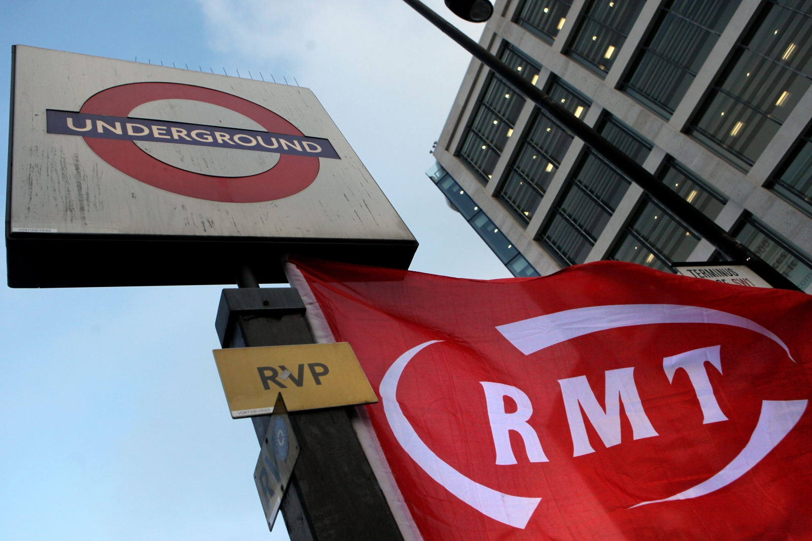 RMT tube union