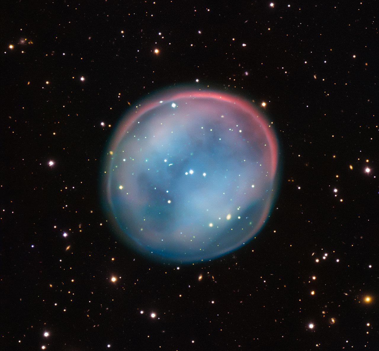 ESO planetary nebula