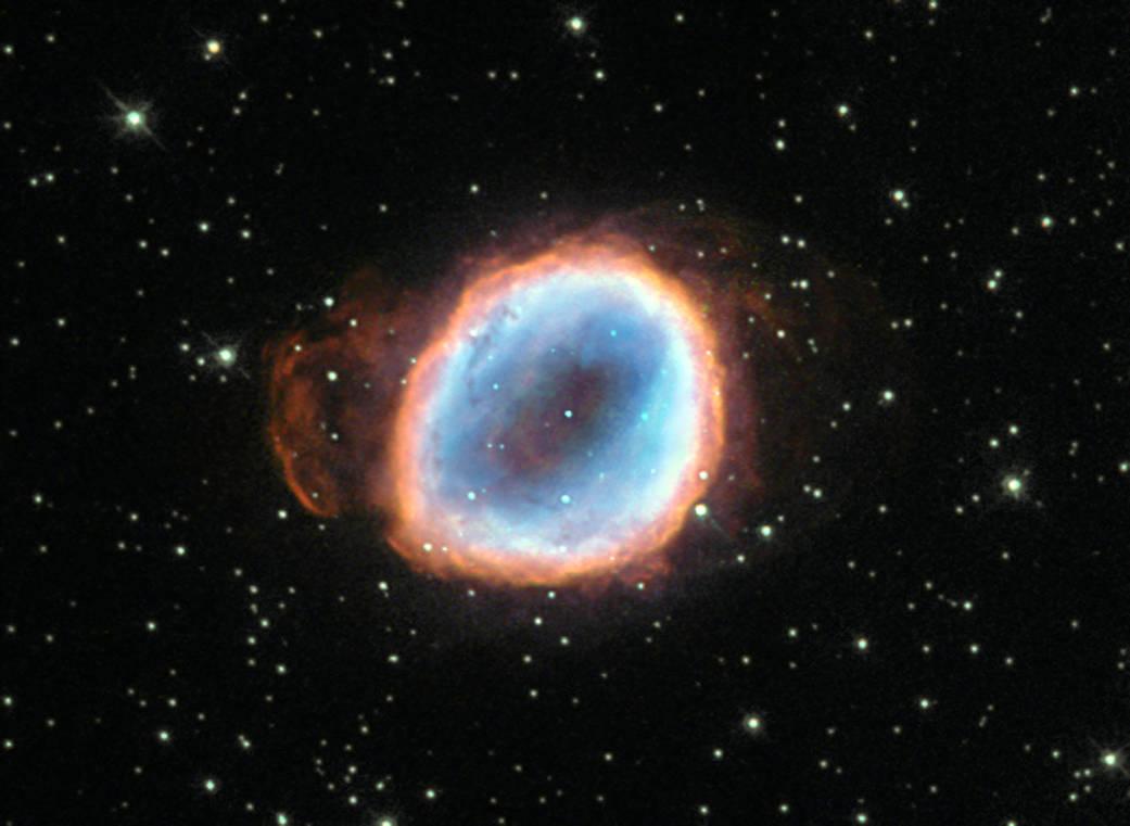 NASA planetary nebula
