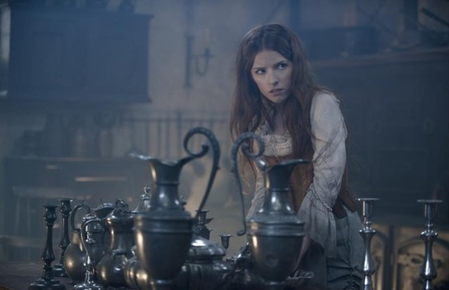 Anna Kendrick in Into The Woods