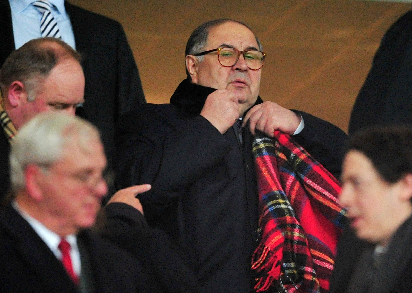 Alisher Usmanov Arsenal