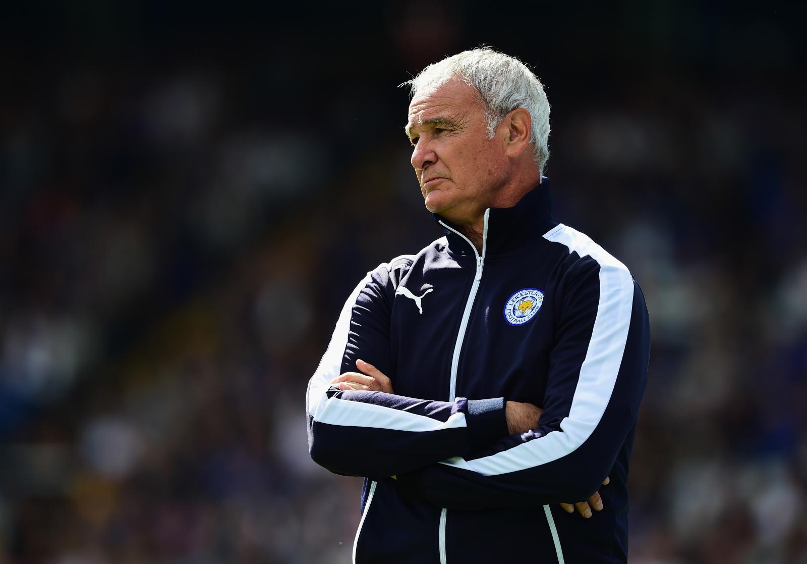 Claudio Ranieri Leicester City