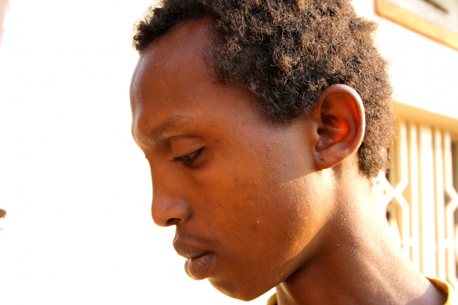 Burundi young rebel