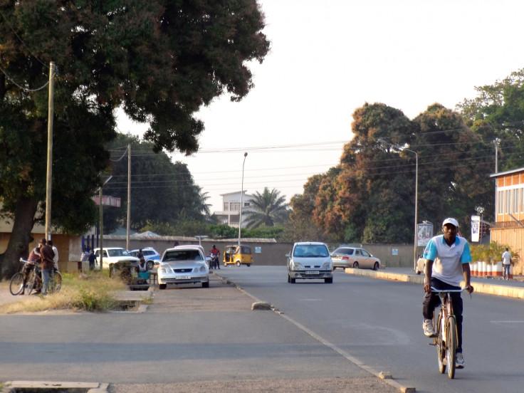 Burund political violence