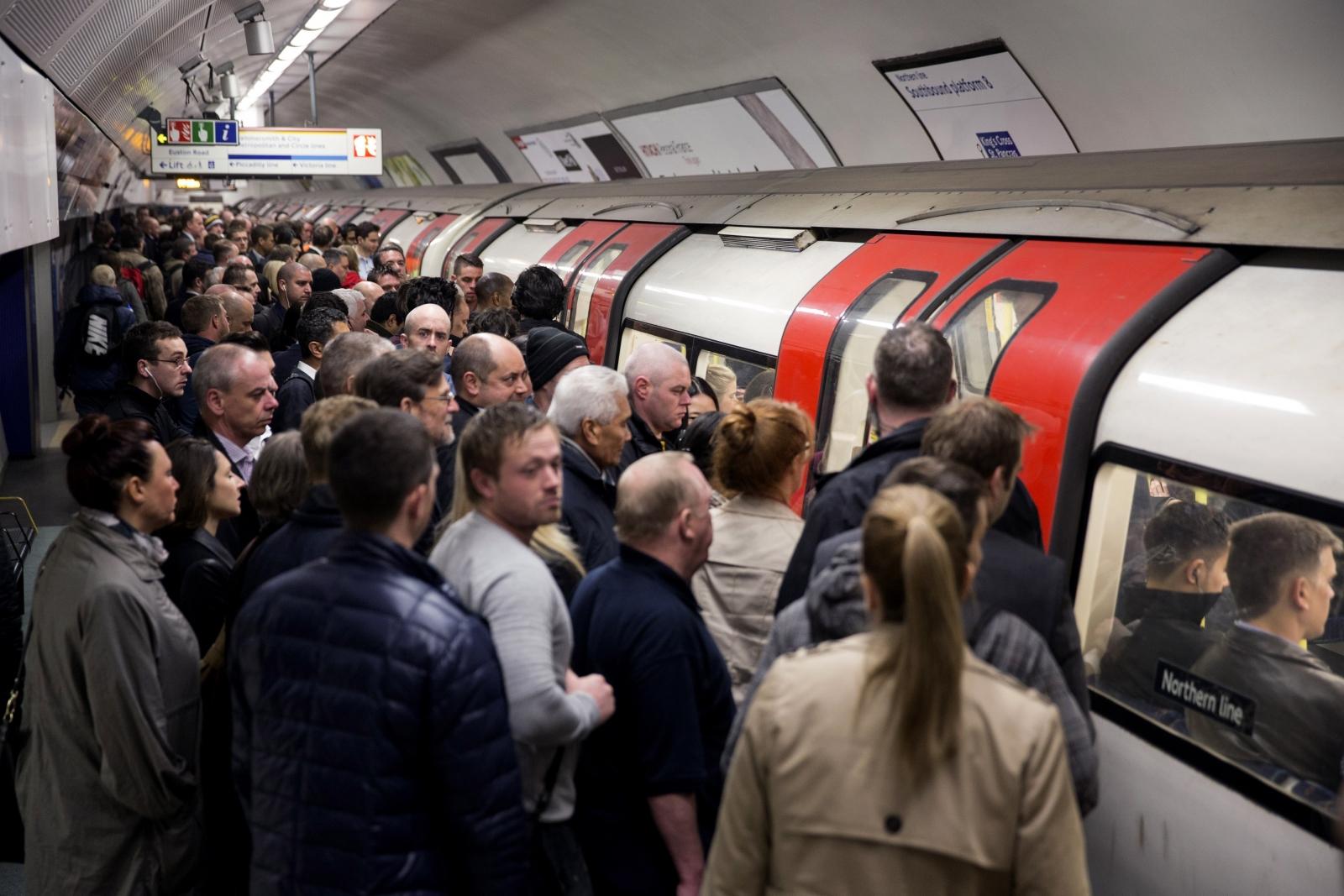 tube strike london underground