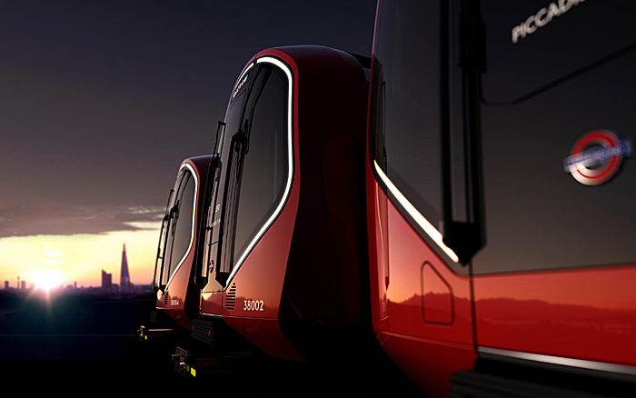 tfl tube trains driverless