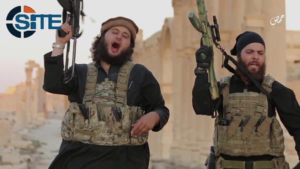 isis militants urge strikes on Germany