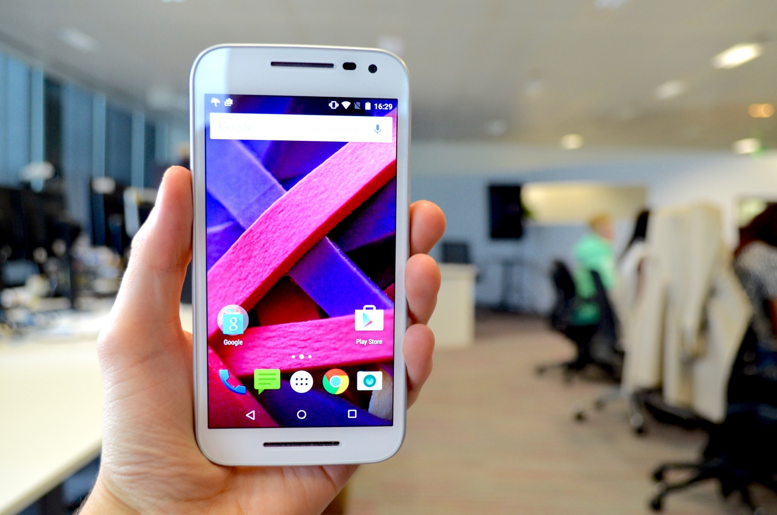 Motorola Moto G 3rd generation 2015