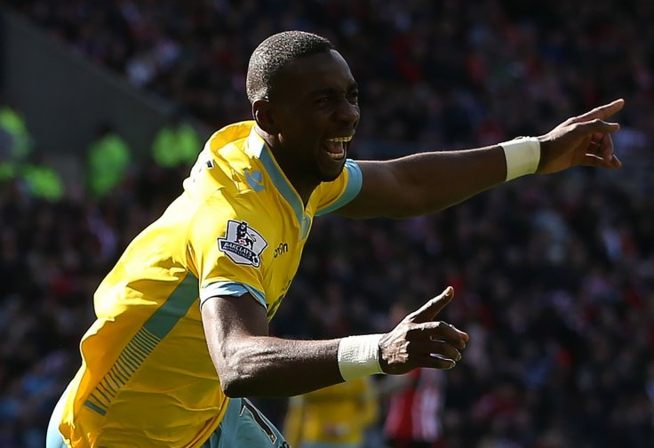 Yannick Bolasie Crystal Palace