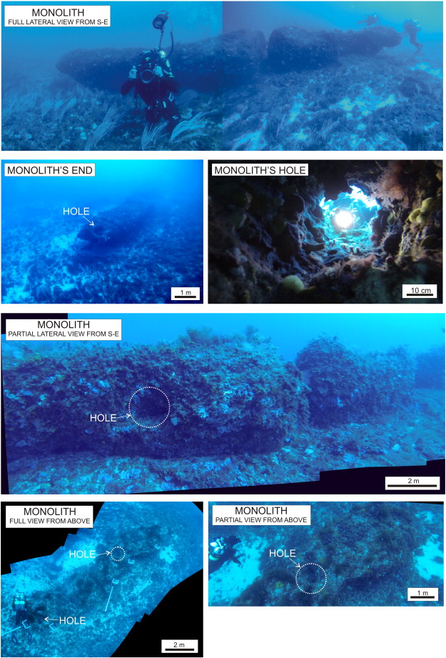 Underwater Stonehenge: Huge monument made by ancient civilisation discovered off coast of Sicily