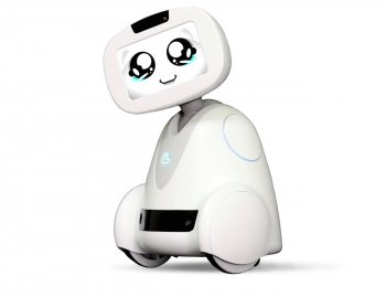 buddy robot companion iphone