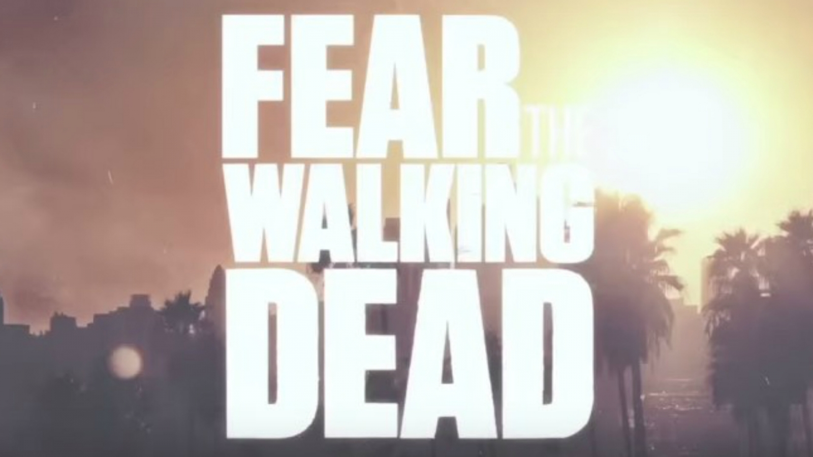 Fear The Walking Dead Premiere Live Stream Where To Watch Episode