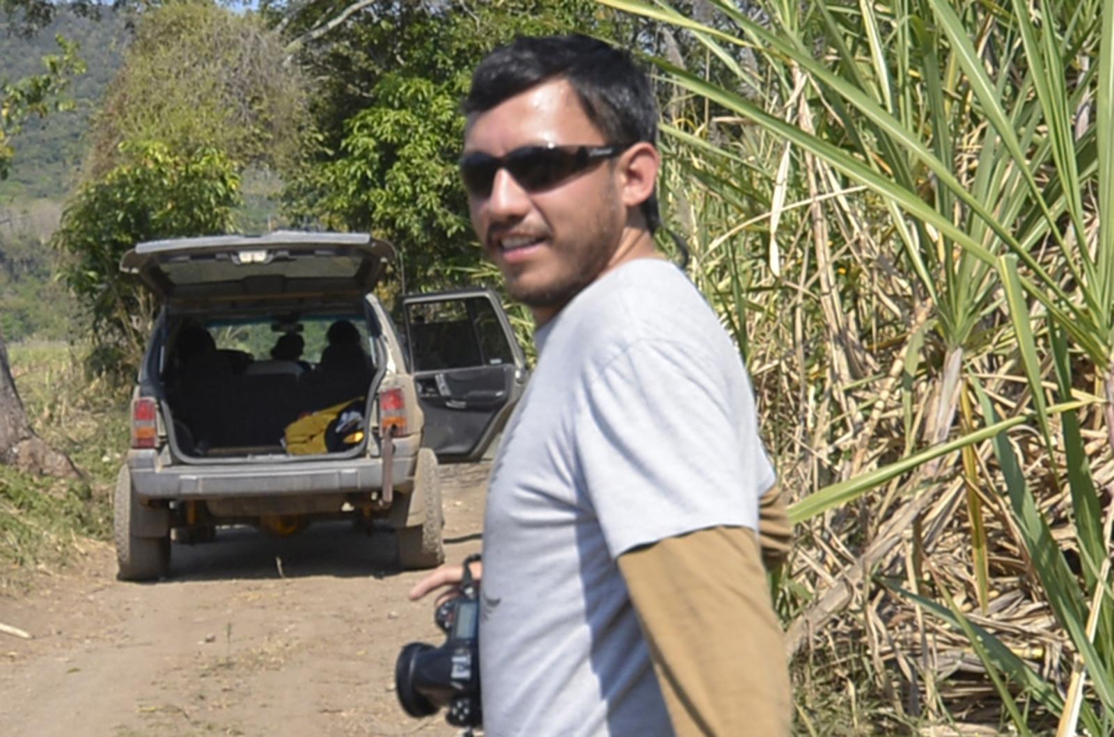 Ruben Espinosa murder