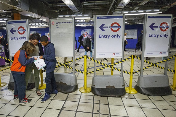 London tube strike talks