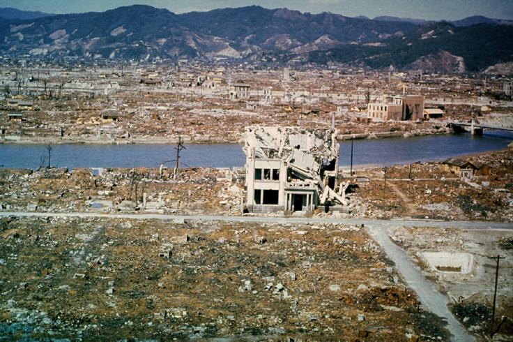 Hiroshima aftermath