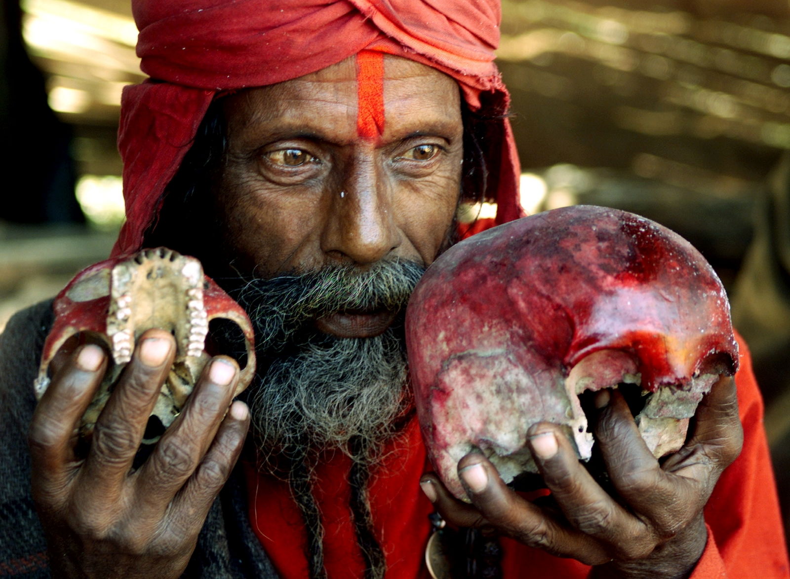 India Black Magic tantrik sadhu Hindu