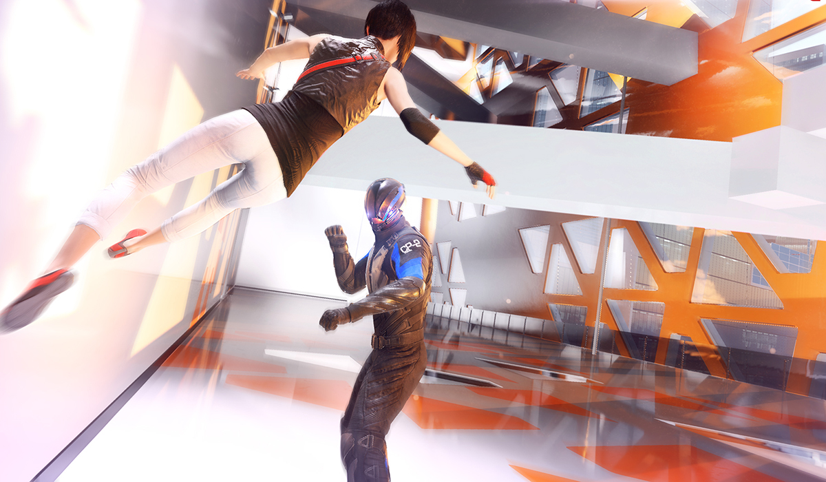 Mirror's Edge Catalyst Gamescom