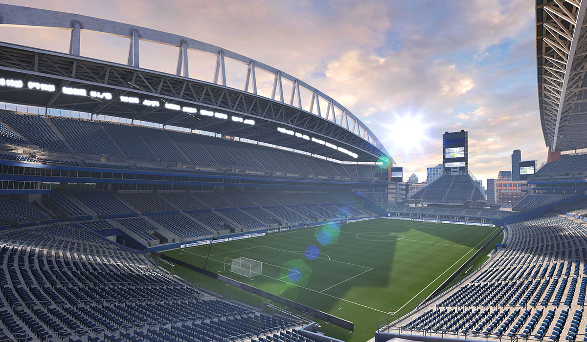 Fifa 16 Washington Centurylink Field stadium